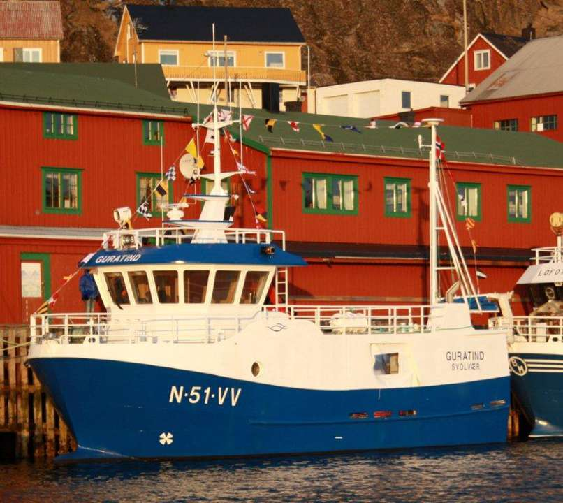vestvågøy Kolvereid